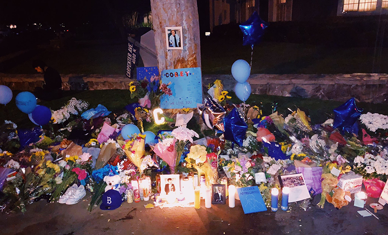 Corey La Barrie - The Memorial