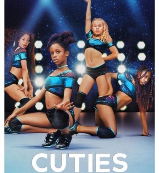 Cuties Film Promo Poster