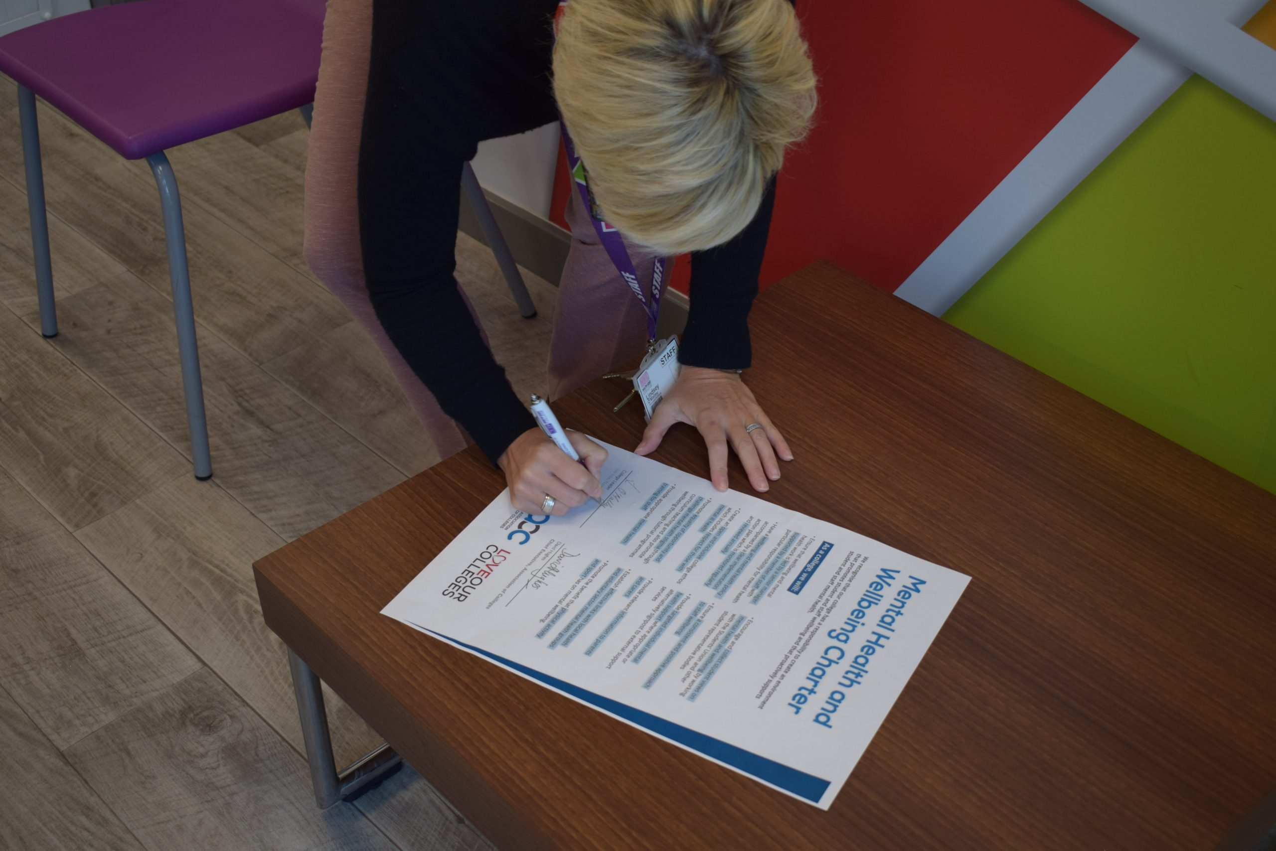 Signing Charter