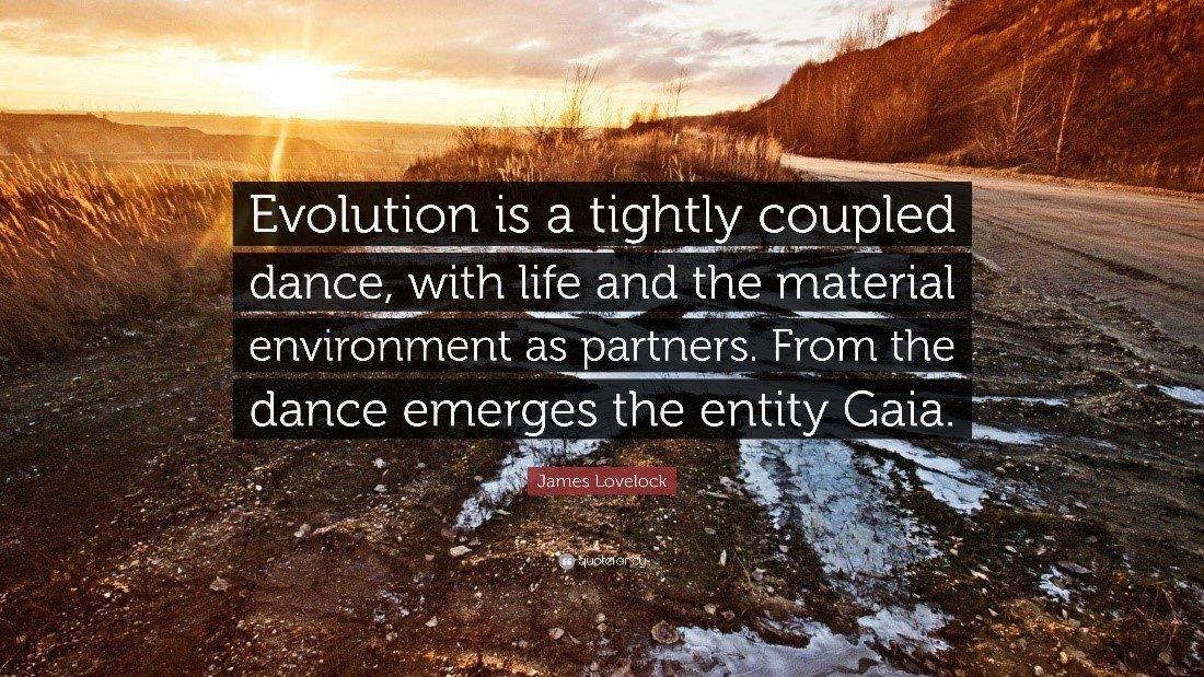 Lovelock quote